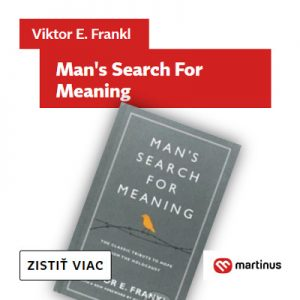 Kniha o Osvienčime Viktor Frankl Man's Search For Meaning